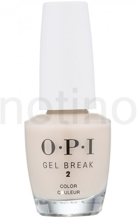 OPI Gel Break lak na nehty odstín Too Tan-Tilizing (Second Step - Ideal for Medium Skin Tones) 15 ml