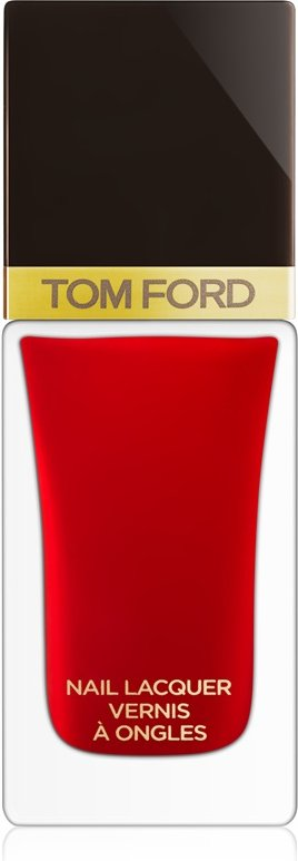 Tom Ford Nails lak na nehty odstín 13 Carnal Red 12 ml