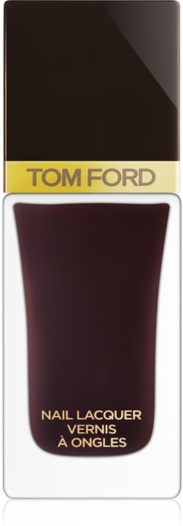 Tom Ford Nails lak na nehty odstín 32 Blak Cherry 12 ml