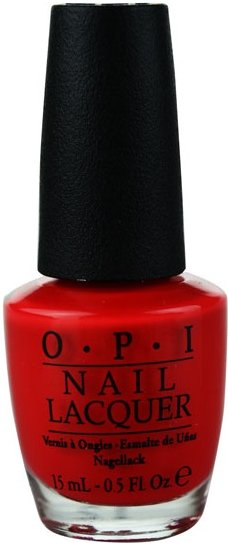OPI Classic Collection lak na nehty odstín Red My Fortune Cookie 15 ml