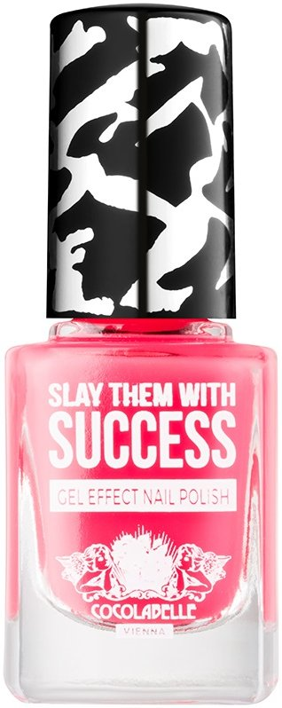 Cocolabelle Gel-Tastic Slay Them With Success lak na nehty s gelovým efektem odstín Slay Them with Success 12 ml