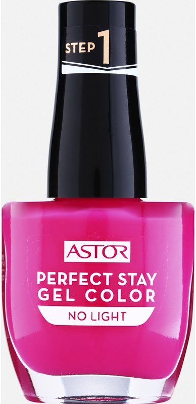 Astor Perfect Stay Gel Color gelový lak na nehty bez užití UV/LED lampy odstín 015 Bouquet 12 ml
