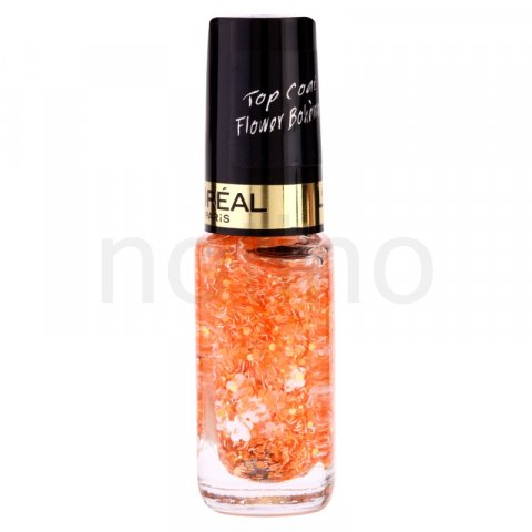 L'Oréal Paris Color Riche Top Coat vrchní lak na nehty odstín 936 Coachellala 5 ml