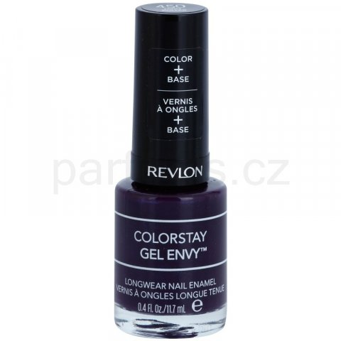 Revlon Cosmetics ColorStay™ Gel Envy lak na nehty odstín 450 High Roller (Color + Base) 11,7 ml