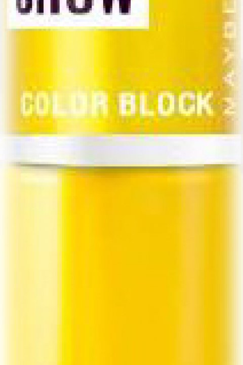 Maybelline Color Show lak na nehty 488 Yellow
