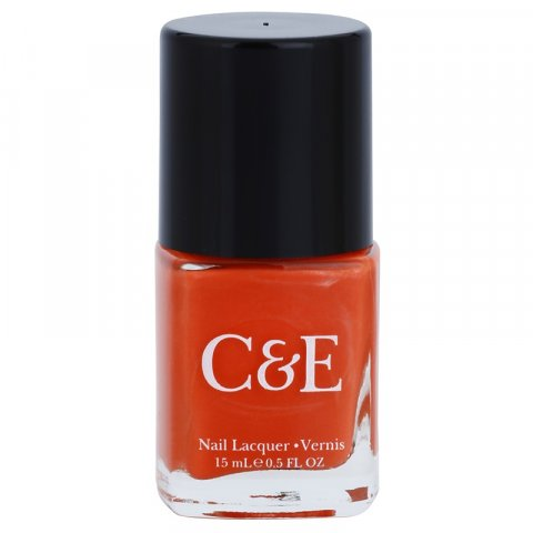 Crabtree & Evelyn Nail Care lak na nehty odstín Clementine 15 ml