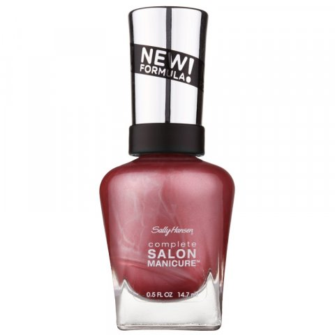 Sally Hansen Complete Salon Manicure posilující lak na nehty odstín 320 Raisin the Bar 14,7 ml
