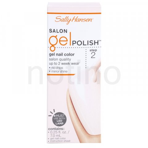 Sally Hansen Salon gelový lak na nehty odstín 130 Shell We Dance 7 ml