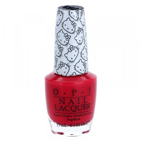 OPI Last Chance lak na nehty odstín 5 Apples Tall 15 ml