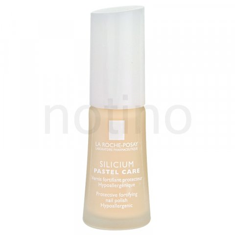La Roche-Posay Silicium Pastel Care lak na nehty odstín 02 Pink (Pastel Care) 6 ml