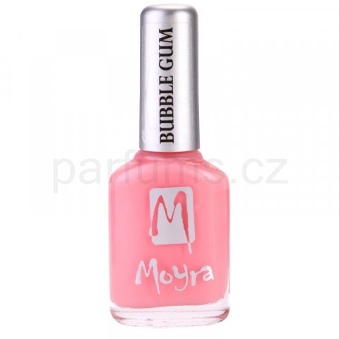 Moyra Bubble Gum lak na nehty 625 Love Love 12 ml