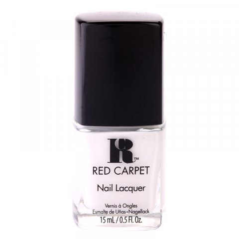 Red Carpet Lacquer lak na nehty odstín White Hot 15 ml
