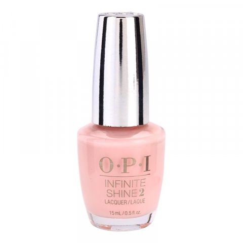 OPI Infinite Shine 2 lak na nehty odstín Pretty Pink Perseveres 15 ml