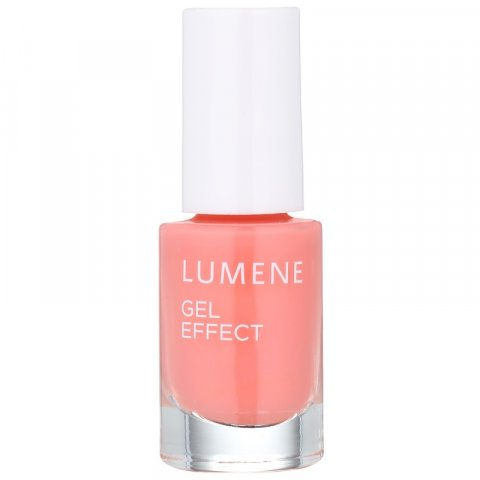 Lumene Gel Effect lak na nehty odstín 16 Blooming Meadow 5 ml