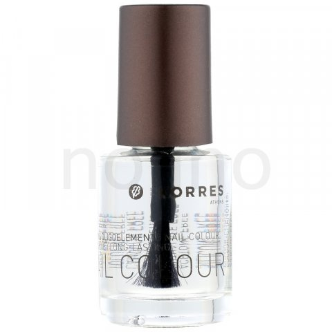 Korres Decorative Care Nail Colour ochranná podkladová báze na nehty Base Coat (with Provitamin B5 & Oligoelements) 10 ml