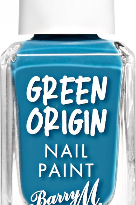 Barry M Lak na nehty Green Origin (Nail Paint) Salt Lake 10 ml