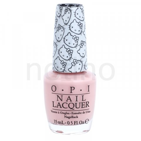 OPI Hello Kitty lak na nehty odstín Small + Cute = ♥ 15 ml
