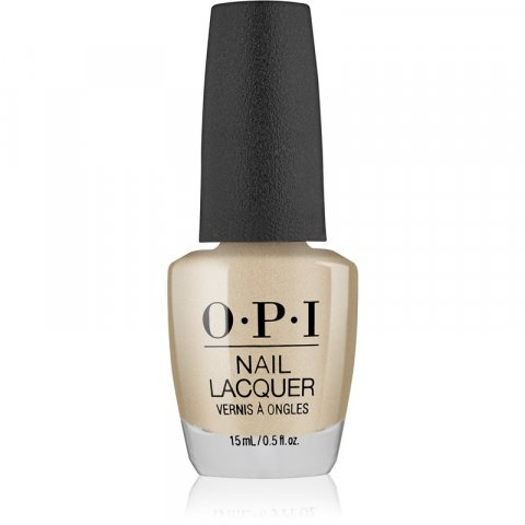 OPI Love OPI XoXo lak na nehty odstín 12 Gift of Gold Never Gets Old 15 ml