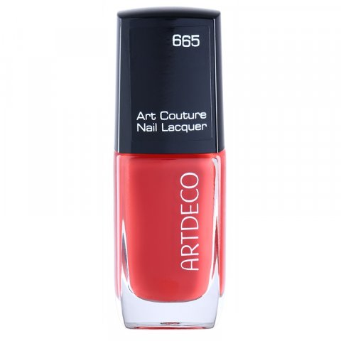 Artdeco The Sound of Beauty Art Couture lak na nehty odstín 111.665 Brick Red 10 ml