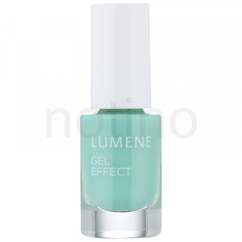 Lumene Gel Effect lak na nehty odstín 06 Waves 5 ml