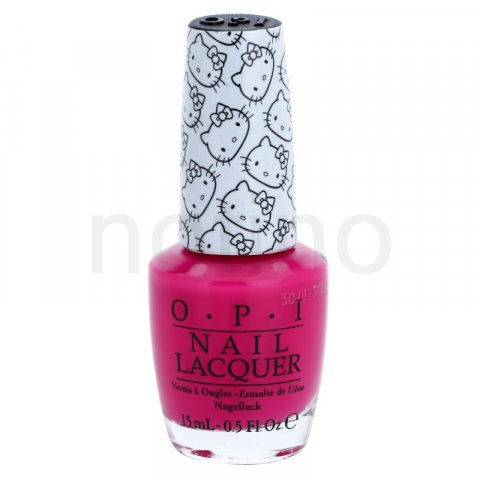 OPI Hello Kitty lak na nehty odstín Spoken from the Heart 15 ml