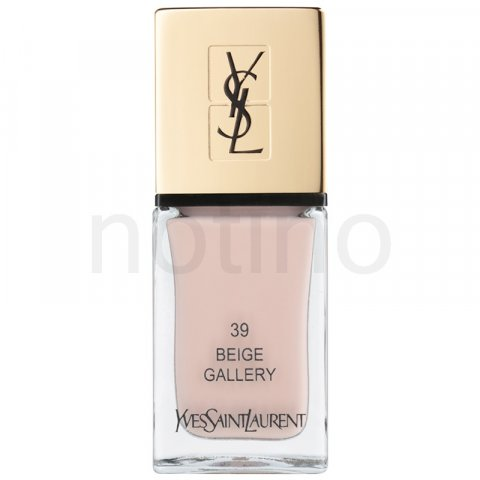 Yves Saint Laurent La Laquer Couture lak na nehty odstín 39 Beige Gallery 10 ml