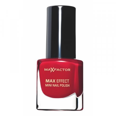 Max Factor Max Effect lak na nehty odstín 39 Ruby Tuesday  4,5 ml