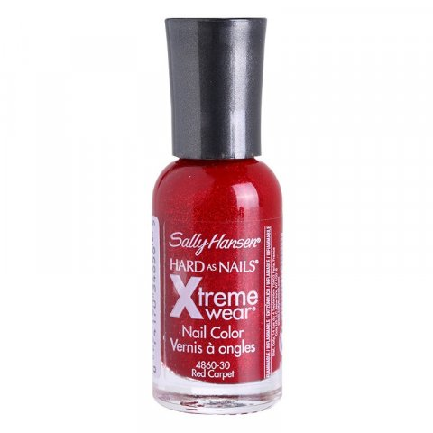 Sally Hansen Hard As Nails Xtreme Wear zpevňující lak na nehty odstín 390 Red Carpet 11,8 ml