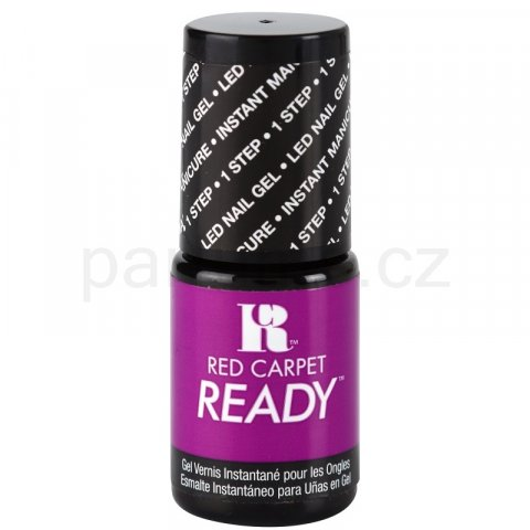 Red Carpet Ready gelový lak na nehty odstín Groupie Love (One Step Gel) 5 ml