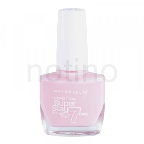 Maybelline Forever Strong Super Stay 7 Days lak na nehty odstín 21 Pink in The Park 10 ml