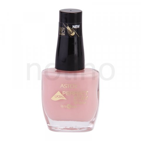 Astor Perfect Stay Gel Shine lak na nehty odstín 120 Nude Pink 12 ml